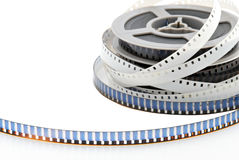 8mm Movie Reels Royalty Free Stock Photography