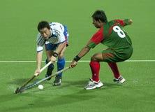 8o Copo de Ásia dos homens Japão 2009 contra Bangladesh Foto de Stock Royalty Free