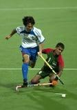 8o Copo de Ásia dos homens Japão 2009 contra Bangladesh Fotos de Stock