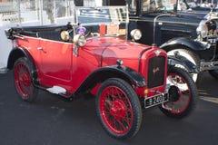 8o Quilolitro do vintage e Concourse clássico do carro Fotografia de Stock