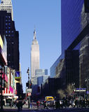 8th Avenue New York City USA Royalty Free Stock Images