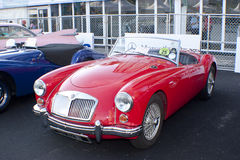 8th KL Vintage and Classic Car Concourse Stock Image