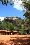 8th wonder of the world. Sigiriya Royalty Free Stock Images
