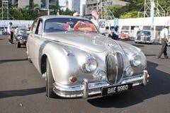 8vo Vendimia del kilolitro y concurso clásico del coche Fotos de archivo libres de regalías