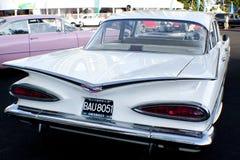 8vo Vendimia del kilolitro y concurso clásico del coche Imagen de archivo libre de regalías