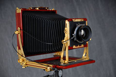 8x10 Field Camera Stock Photos