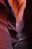 9只羚羊峡谷 免版税库存照片