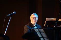 9曼谷丹haerle 10月钢琴使用 库存照片