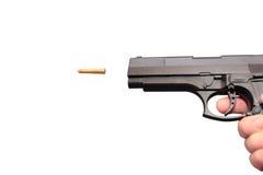 9杆枪贸易 免版税库存图片