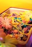 9玩具 免版税库存照片