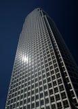 9现代的结构 免版税库存照片