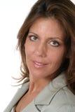 9美丽的商业主管妇女 免版税库存图片