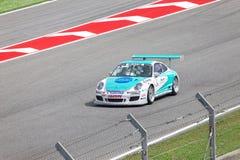 9 Βαρκελώνη Konrad μπορούν motorsport να χ&al Στοκ Εικόνες