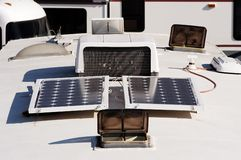 9 στρατοπέδευση ηλιακή Στοκ φωτογραφίες με δικαίωμα ελεύθερης χρήσης