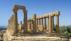 9 античных руин Стоковое фото RF