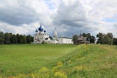 9 взглядов России suzdal Стоковая Фотография RF