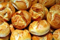 9 кренов хлеба Стоковое фото RF
