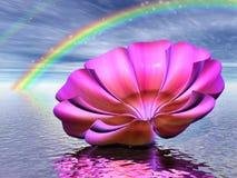 9 мечтательных вод Стоковая Фотография RF