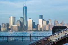 Free 9-11-01 Memorial At Exchange Place Jersey City Stock Photography - 31214162
