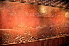 9/11 10o de aniversário Fotos de Stock Royalty Free