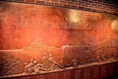 9/11 decimo di anniversario Fotografie Stock Libere da Diritti