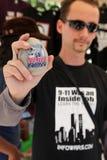 9/11 di dimostrazione, Canada (l'11 settembre 2009) Fotografie Stock Libere da Diritti
