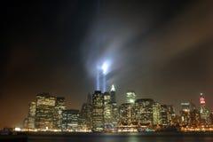 9/11 di Manhattan, 2007 Immagini Stock