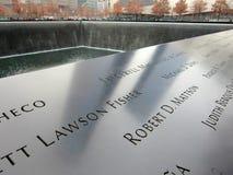 9/11 mémorial Photo libre de droits