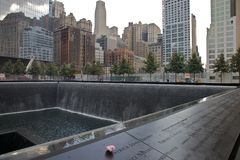 9-11 Memorial Royalty Free Stock Images