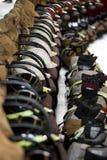 9/11 monumento del combatiente de fuego Foto de archivo libre de regalías