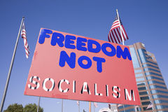 9-12 Rally and Tea Party, Stock Photo