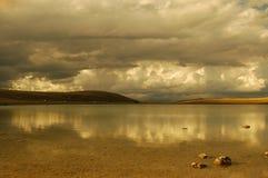 9湖 库存照片