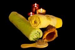 9 aromata serii terapia Obraz Royalty Free