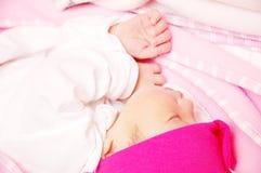 9 behandla som ett barn maria Royaltyfri Foto