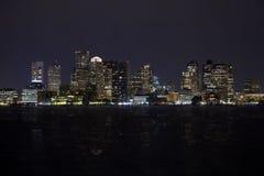 9 boston skyline Στοκ Εικόνες