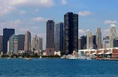 9 budynków zdjęcia royalty free