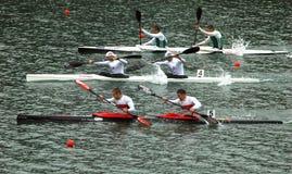 9 canoe Στοκ Φωτογραφίες