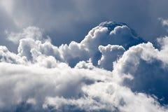 9 cumulus Obraz Stock