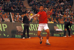 9 djokovic novak 图库摄影