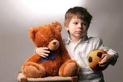 9 dzieciństwo Fotografia Royalty Free
