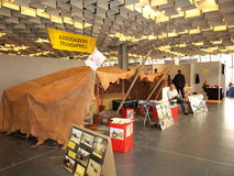 9 Florence terrafutura expo Obrazy Stock