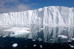 9 góra lodowa Obraz Royalty Free