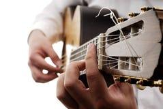 9 gitara Obrazy Stock