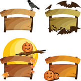 9 Halloween ilustracji