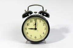 9 klocka o Arkivbilder
