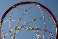 9 koszykówki Zdjęcia Stock