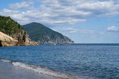 9 krajobrazowy morze Fotografia Royalty Free