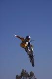 9 kraulem moto x Zdjęcie Royalty Free