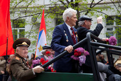 9 May, Victory Day. Royalty Free Stock Photo