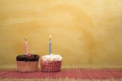 9 muffiner Arkivbilder